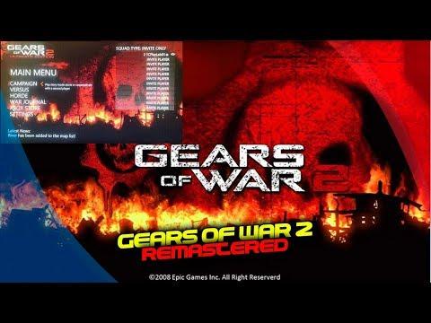 Gears of War 2 Ultimate Edition ¿En Desarrollo?