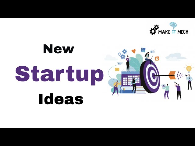 Creative New Startup Ideas   Most Unique New startups   Bunch of startup Ideas