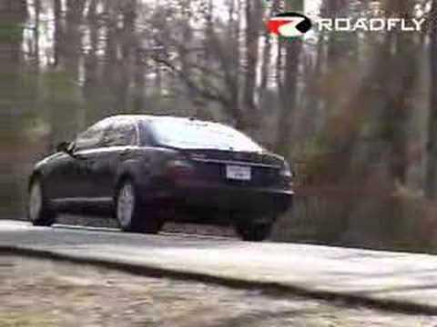 Roadfly.com - 2007 Mercedes-Benz S550 Car Review