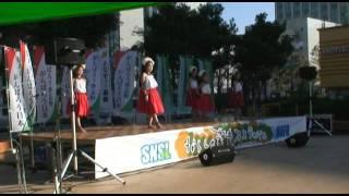 2011年10月16日 ならしの茜音フェスティバル 出演7組目 ハラウ・オ・カ ...