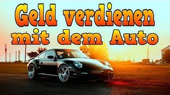 Geld verdienen mit dem Auto 🚘💸