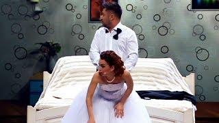 ПРИКОЛЫ НА СВАДЬБЕ - Главное женское желание: как выйти замуж - Дизель Шоу | ЮМОР ICTV