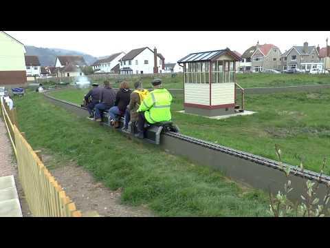 The West Shore Miniature Railway