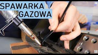 Video: Spawarka gazowa do plastiku ATK V4