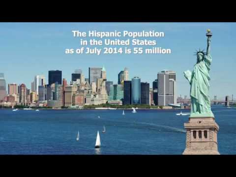 Hispanic Statistics in the US as of 2014