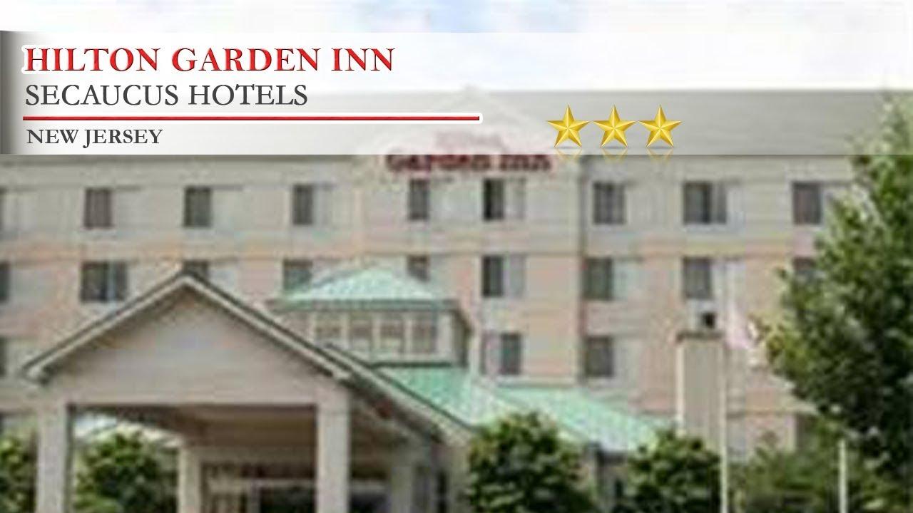 Hilton Garden Inn Secaucus/Meadowlands - Secaucus Hotels, New Jersey ...