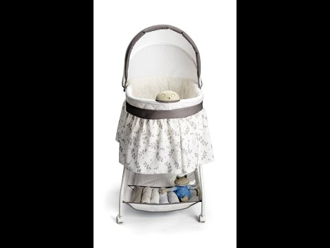 Review: Delta Children Products Sweet Beginnings Bassinet, Falling Leaves