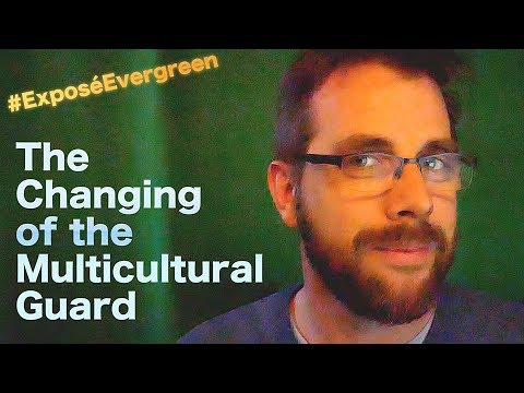 Evergreen's Changing of the Multicultural Guard
