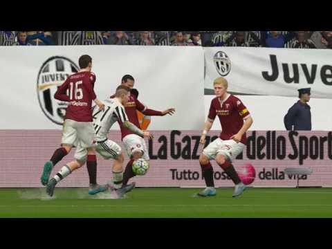 FIFA 16 Serie A Juventus #4