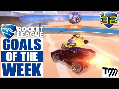 Rocket League - TOP 10 GOALS OF THE WEEK #32 (Rocket League Best Goals) thumbnail