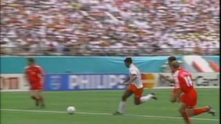 Nederland - België WK USA 1994 (Deel 1 van 2)