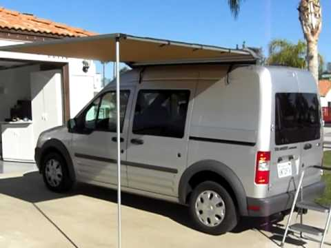ford transit awning video 001