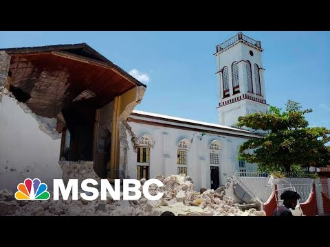 Damage, Deaths Reported in Haiti Following 7.2-Magnitude Earthquake