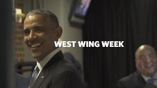 "West Wing Week: 01/06/17 or, ""It"