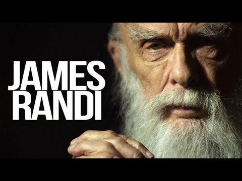 James Randi (2012) exclusive interview The Space Cinema Milano