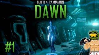 Halo 4 Campaign - Dawn Legendary Speedrun