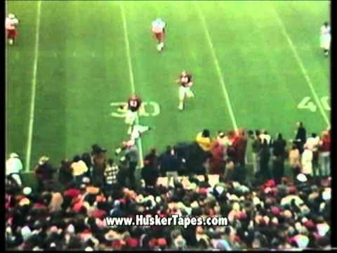 1971 Nebraska vs Oklahoma with Radio Audio