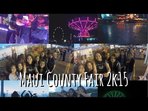 Maui County Fair 2015