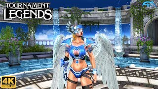 Tournament of Legends - Wii Gameplay 4k 2160p (DOLPHIN)