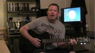 Learn how to play Highway 20 Ride by Zac Brown Band, Cover by Mike Crouch