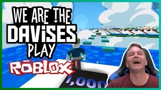 We Made It To 1000!! | Roblox Mega Fun Obby EP-53 | We Are The Davises Gaming