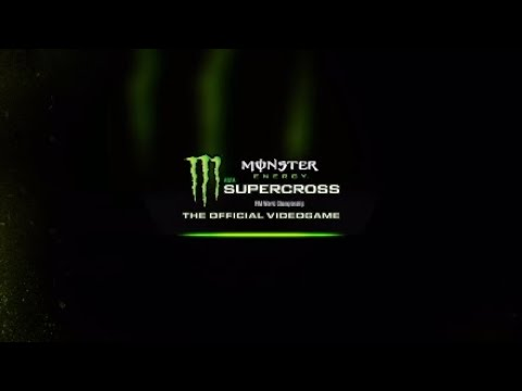 ENTERING THE MATRIX DURING A CRASH | Monster Energy Supercross The Official Video Game |