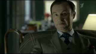 Mycroft Holmes Nothing suits me like a suit