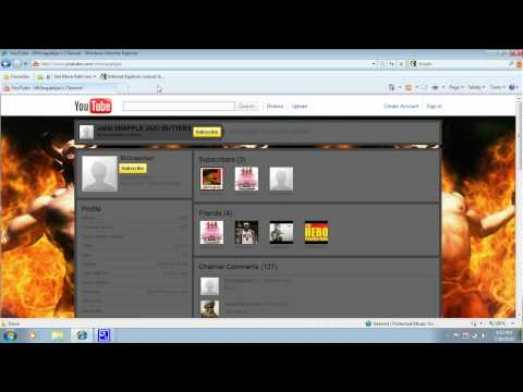 HOW TO FIND ANY YOUTUBE CHANNEL; EVEN IF THEY DONT HAVE VIDEOS