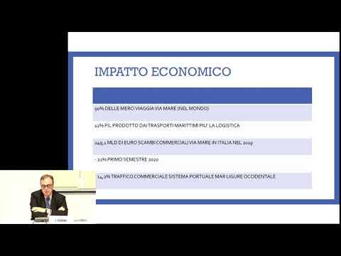 Keynote 1 | Evoluzione della shipping industry – State of arts – a cura di Sandro Scarrone