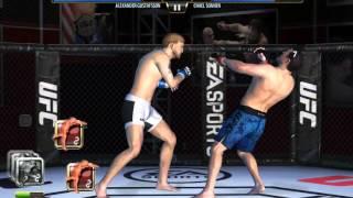 обзор игры UFC на андроид