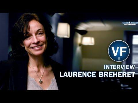Laurence Breheret - Interview Carrière et débuts dans le doublage