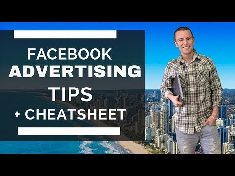 Facebook Advertising Tips 2018 - Best Ad Copy For Conversions - Full Strategy