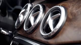 IAA 2013 : Mercedes-Benz GLA 介紹影片
