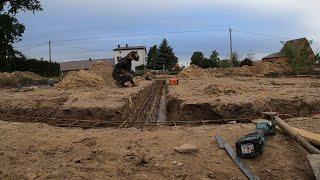 Uziom Sprzątanie-coraz bliżej zalewania:)-Budowa domu *11