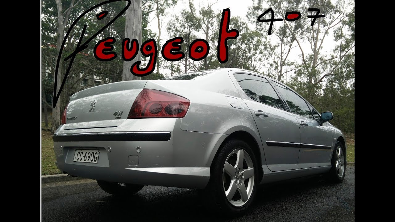 owners review: peugeot 407 (2006) - youtube