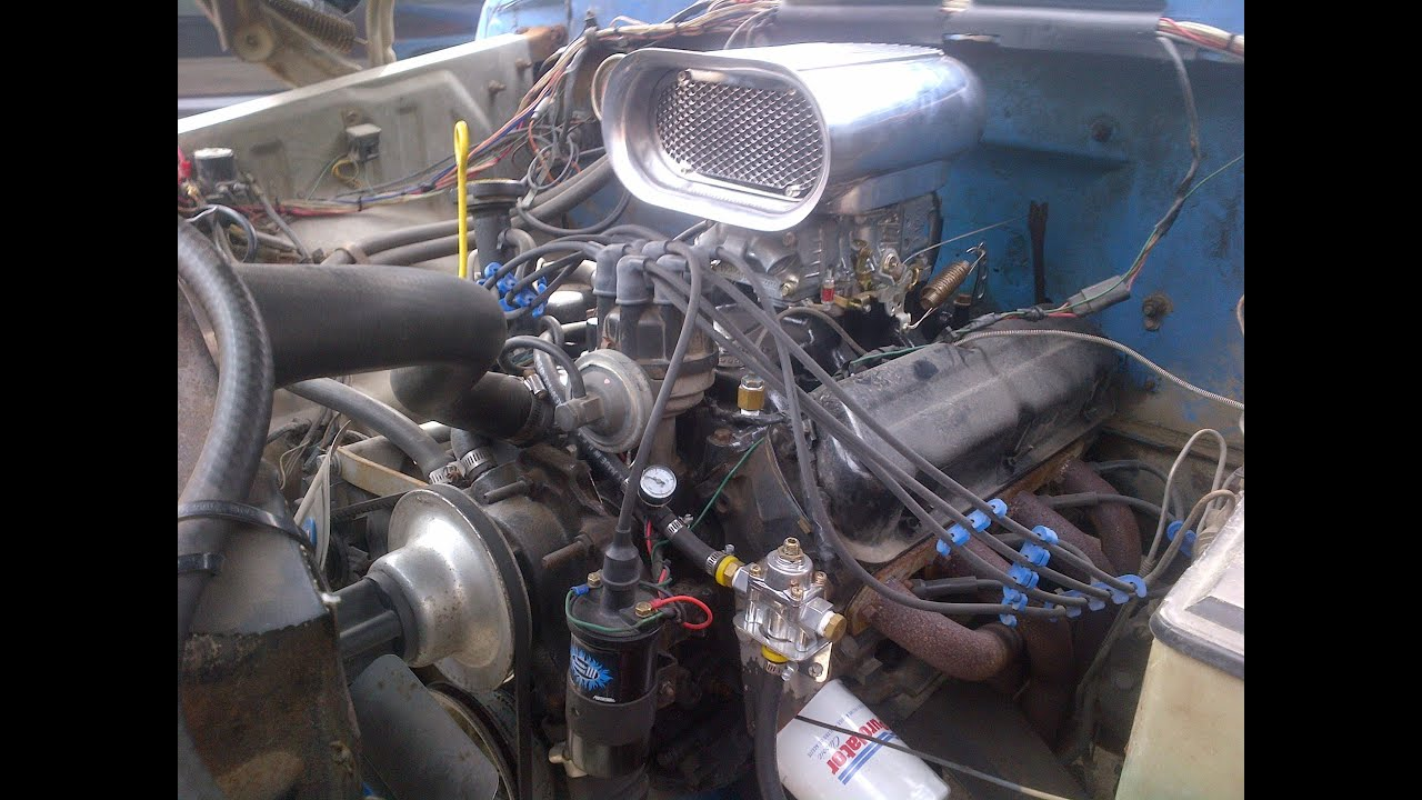 1977 Ford Ranchero Wiring Diagram How To Install Electric Fuel Pump Correctly Youtube