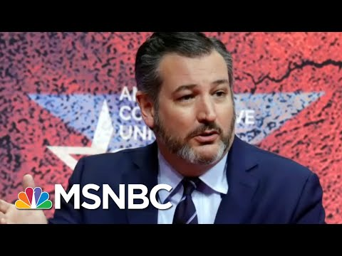 MSNBC's Chris Hayes explains why Sen. Ted Cruz wants space pirates to devour his liver