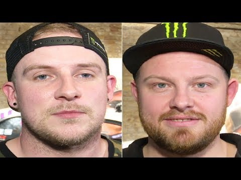 Road To Gymkhana Grid Documentary Premiere Interviews