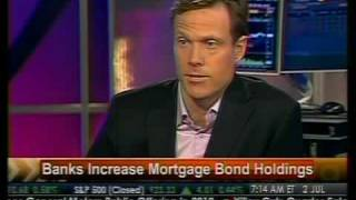 In-Depth Look - Banks Increase Mortgage Bond Holdings - Bloomberg