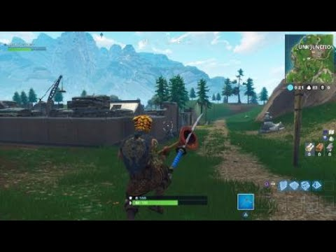 Fortnite: Follow The Treasure Map Found In Anarchy Acres