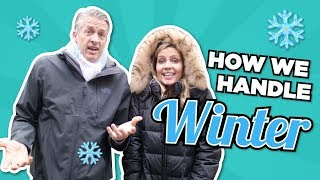 Download How We Deal With Winter // Busting Cruise Myths Mp3 and Videos