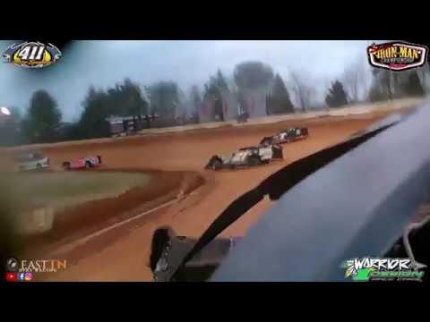 Jason Cardwell #07 @ 411 Motor Speedway (12-30-17)