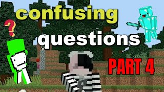 asking the Dream SMP confusing questions (ft. skeppy, nihachu, foolishg, punz) (part 4)
