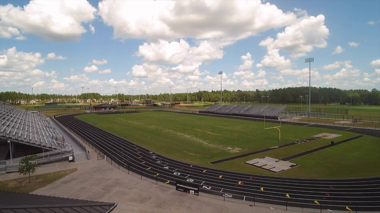 Cane Bay High School 2 - Summerville, SC - YouTube