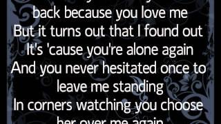 Katy McAllister - Not Cut Out (lyrics)