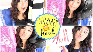 Summer Haul: Urban Outfitters, Dresslink, Forever 21! (2014)