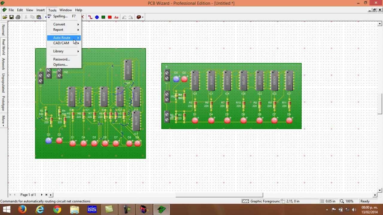 Programas Para Crear Circuitos Electrónicos Impresos Pcb Método Avanzado Tutorial Youtube