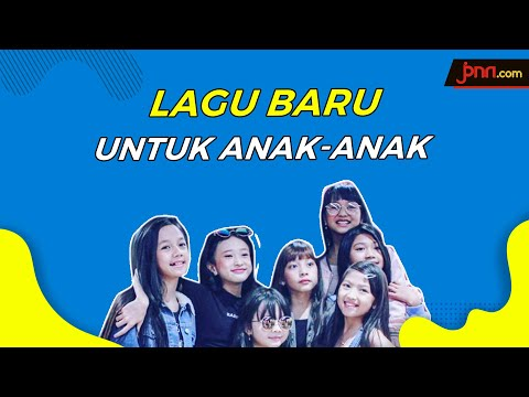 Kazumi, Girl Band Cilik Rilis Lagu Pertama Berjudul Nakal Ih