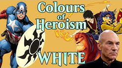 Using the Colors of Magic to Build Better PCs| Colors of Heroism: White