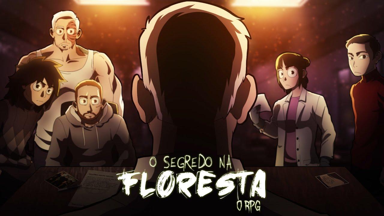"""Manancial"" - Episódio 15 - O Segredo Na Floresta RPG"